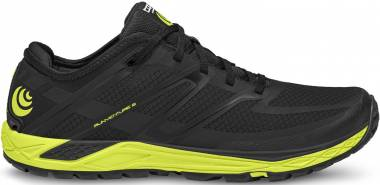 Topo Athletic Runventure 2 - Black/Green (M022BLKGRE)