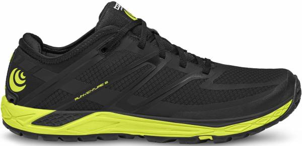 Topo Athletic Runventure 2 Black / Green