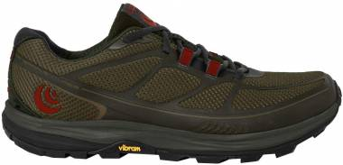 Topo Athletic Terraventure 2 Olive/Red Men