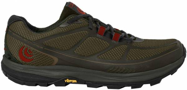 Topo Athletic Terraventure 2 Olive/Red