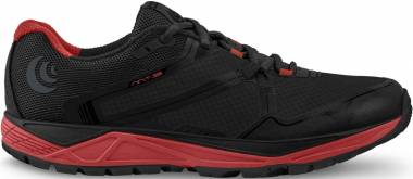 Topo Athletic MT-3 - Black/Red (M031BLKRED)