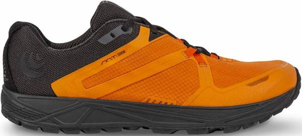 Topo Athletic MT-3 - Orange/Black (M031ORGBLK)