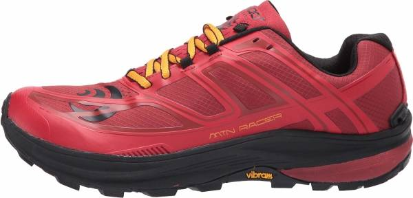 Topo Athletic MTN Racer - Red / Orange