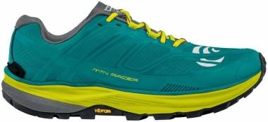 Topo Athletic MTN Racer - Teal / Lime (W033TEALIM)