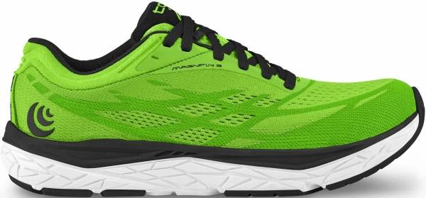 Topo Athletic Magnifly 3 - Bright Green/Black