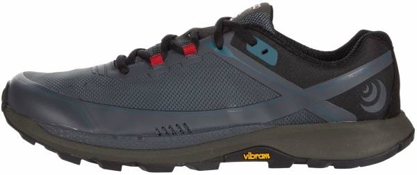 Topo Athletic Runventure 3 - Grey / Red (M035GRYRED)
