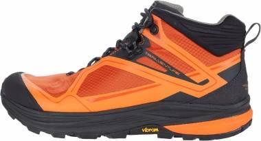 Topo Athletic Trailventure - Orange / Black (M036ORGBLK)