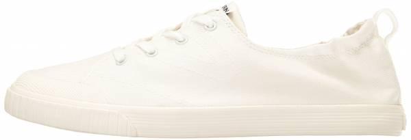 Tretorn Meg Vintage White/Tretorn White