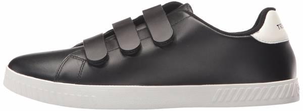 Tretorn Carry2 Black Leather