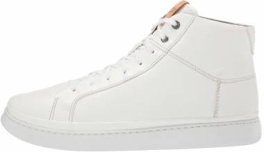 UGG Cali Sneaker High - Blanc