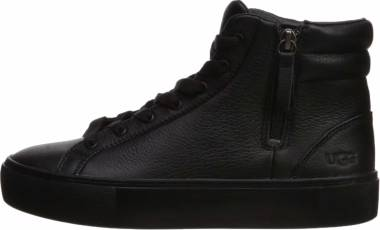 UGG Olli - Black Leather