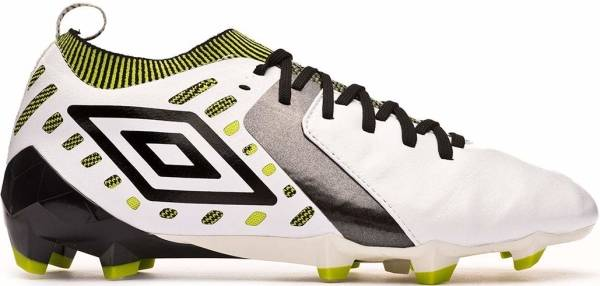 Umbro Medusae II Elite Hard Ground - Weiß (81308UFZ4)