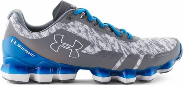 Under Armour Scorpio - Steel/white/blue Jet