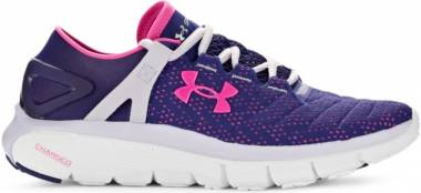 Under Armour SpeedForm Fortis - Blau Rosa (1258728540)