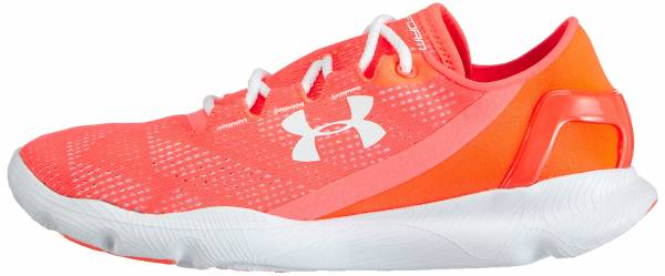 Under Armour SpeedForm Apollo Vent woman rot (after burn/white/white 878)