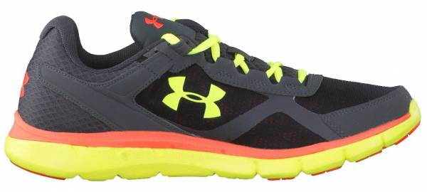 Under Armour Micro G Velocity men stealth gray