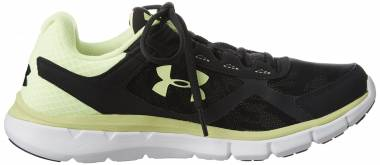 Under Armour Micro G Velocity - Anthracite (016)/White (1273206016)