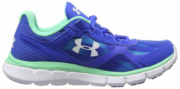 Under Armour Micro G Velocity woman ultra blue