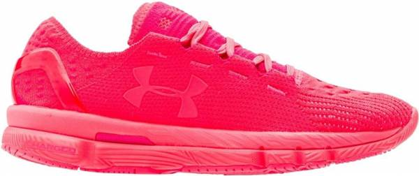 Under Armour SpeedForm Slingshot woman pink chroma/pink chroma