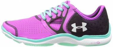 Under Armour FTHR Radiate - Strobe/White/Open Purple