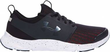 Under Armour Drift - Black / Bolt Orange / Stealth Gray (1274072004)