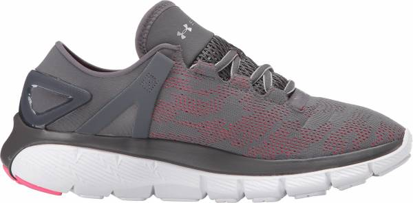 Under Armour SpeedForm Fortis Vent woman graphite/white/harmony red