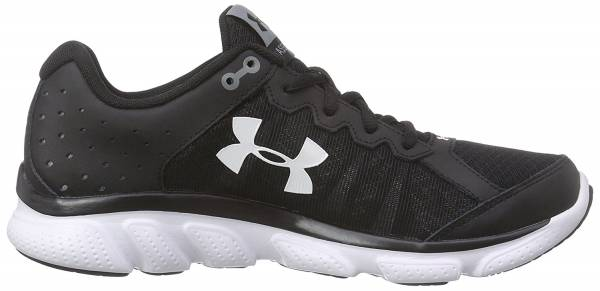 under armour trainers. 7 reasons to/not to buy under armour micro g assert 6 (november 2017 ) | runrepeat trainers o
