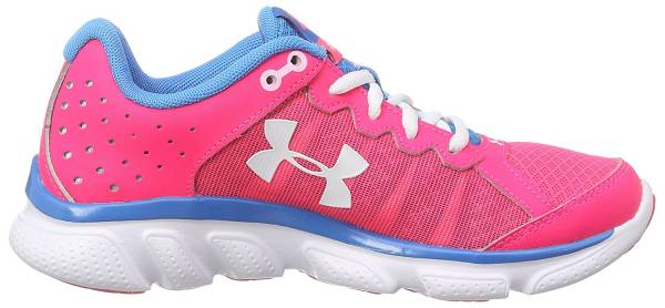 Under Armour Micro G Assert 6 woman rosa (pink (hyr/dob/wht 962))