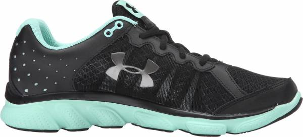 Under Armour Micro G Assert 6 woman black/crystal