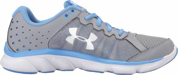Under Armour Micro G Assert 6 woman steel/water/white