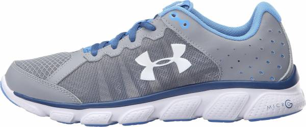 Under Armour Micro G Assert 6 woman steel / heron / white