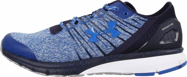 buy online a5914 b8bf8 Under Armour Charged Bandit 2 Blue