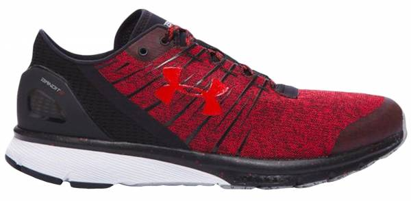 Under Armour Charged Bandit 2 men red/black