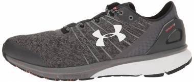 Under Armour Charged Bandit 2 - Rhino Gray (077)/White (1273951077)