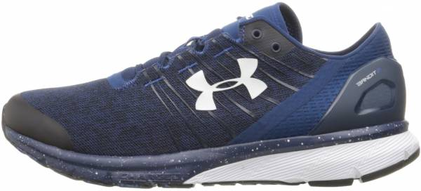 Under Armour Charged Bandit 2 men blackout navy/white