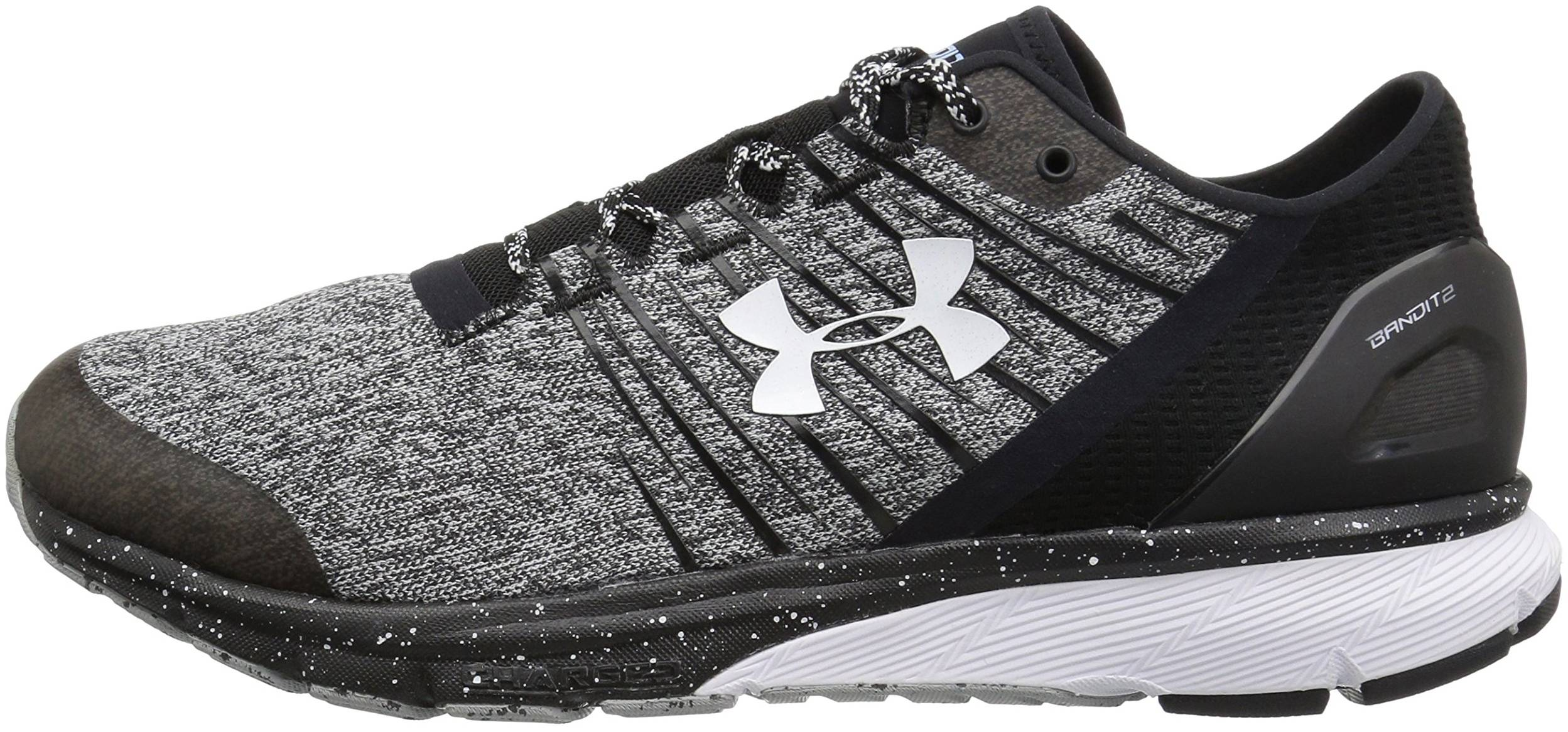 Review of Under Armour Charged Bandit 2