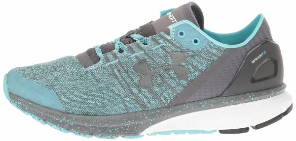 Under Armour Charged Bandit 2 woman venetian blue/rhino gray