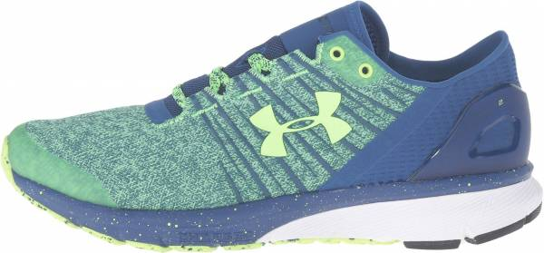 Under Armour Charged Bandit 2 woman lime light/heron