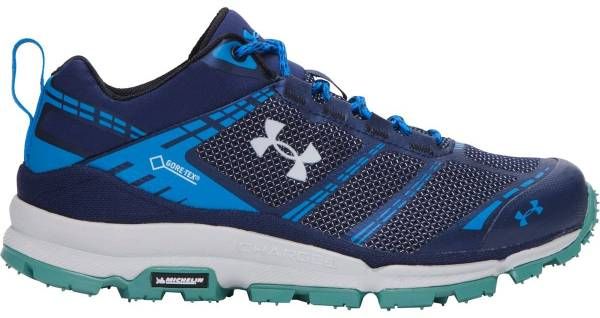 Under Armour Verge Low GTX woman blue knight / blue jet