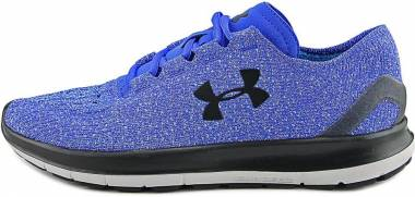 Under Armour SpeedForm Slingride - Ultra Blue/Glacier Gray/Black (1293465907)