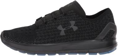 Under Armour SpeedForm Slingride - Black/Black/Black