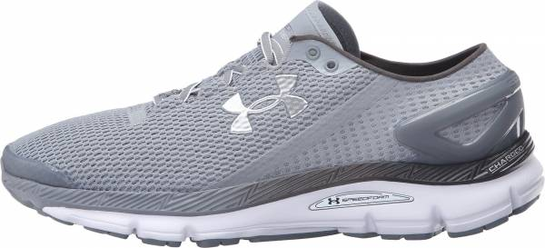 online store 6f69f 370bb under armour gemini 4 men grey