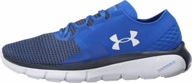 Under Armour Speedform Fortis 2 - Blue (1273942907)