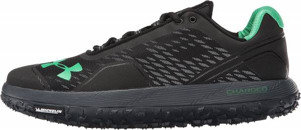 Under Armour Fat Tire Low men negro