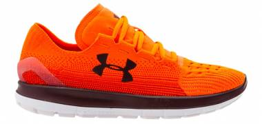 Under Armour SpeedForm Slingride Fade - Orange (1288254889)