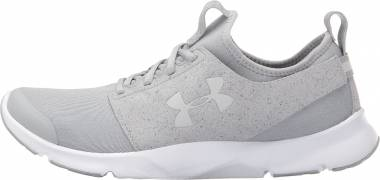 Under Armour Drift Mineral - Glacier Gray 002 White (1288060001)