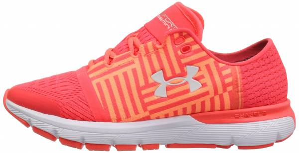 separation shoes b2f16 70efe cheap under armour gemini 3 women red