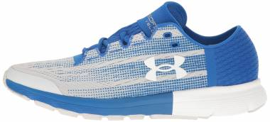 Under Armour SpeedForm Velociti - Glacier Gray (003)/Ultra Blue