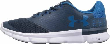 Under Armour Micro G Speed Swift 2 - Black True Ink (1285683918)