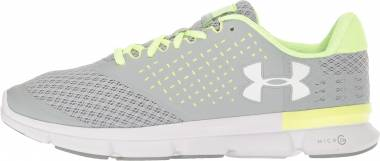 Under Armour Micro G Speed Swift 2 - Gris Overcast Gray 941 (1285498941)